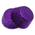 Purple Foil Baking Cups (#550) 240pcs