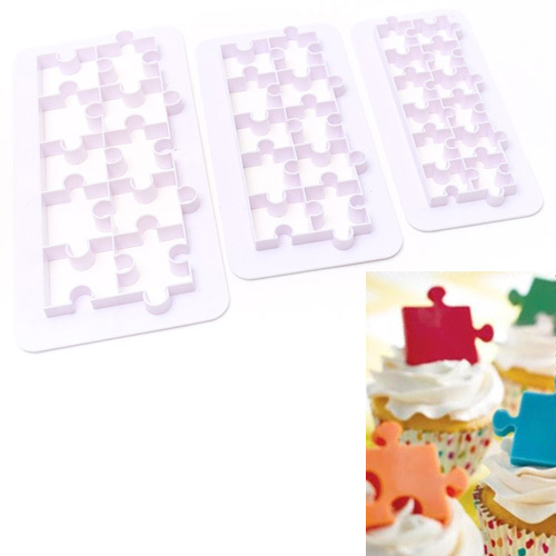 Puzzle Multi Cutters 3pcs
