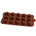 Pyramid Silicone Chocolate Mould