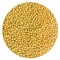 QS Nonpareils Gold  Sprinkles 75g