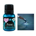 Rainbow Dust Metallic Peacock Blue Food Paint 25ml