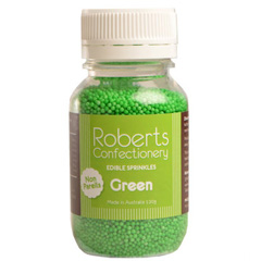 Nonpareils Green Sprinkles