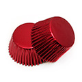 Red Foil Mini Baking Cups (#360) 240pcs