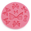 Ribbon Bows Silicone Mould