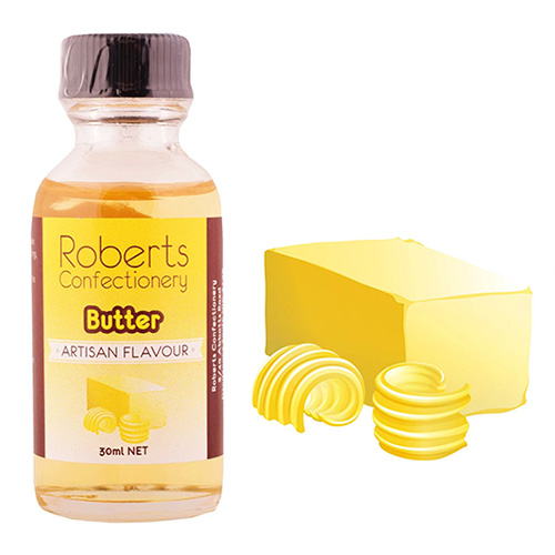 Roberts Butter Flavouring 30ml