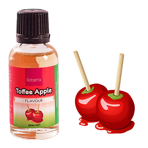 Roberts Toffee Apple Flavouring 30ml