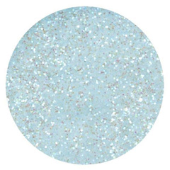 Rolkem Crystal Dust Baby Blue (non toxic)