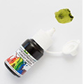 Rolkem Gel Concentrate Paint Forest Green 15ml (BB: 1 Oct  2020)