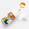 Rolkem Gel Lustre Paint Bronze 15ml