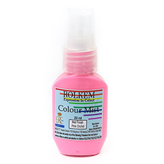 Rolkem Colour Mist Matt Edible Paint Squirt Spray Pink Orchid