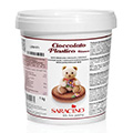 Saracino Modelling Chocolate White 1kg (BB: 30 Sept 2020)