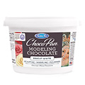 Satin Ice ChocoPan Modeling Chocolate BRIGHT WHITE 454g