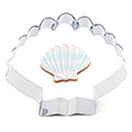 Shell Stainless Steel Cookie Cutter