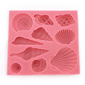 Shells Silicone Mould