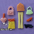 Alphabet Moulds Shopping Silicone Mould