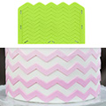 Marvelous Molds Small Chevron Silicone Onlay