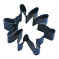 Halloween Spider Black Cookie Cutter
