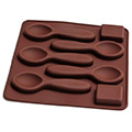 Spoon Silicone Chocolate Mould