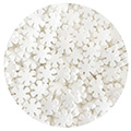 Sprinkd Edible Christmas Snowflake Sprinkles 12mm 90g