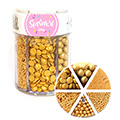 Sprinkd Gold Sprinkle Mix Jar 200g
