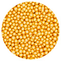 Sprinkd Nonpareils Gold 2mm Sprinkles 130g