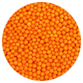 Sprinkd Nonpareils Orange 2mm Sprinkles 130g