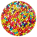 Sprinkd Nonpareils Rainbow 2mm Sprinkles 130g