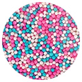 Sprinkd Nonpareils Unicorn 2mm Sprinkles 130g