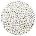 Sprinkd Nonpareils White 2mm Sprinkles 130g