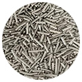 Sprinkd Silver Jimmies Sprinkles 100g
