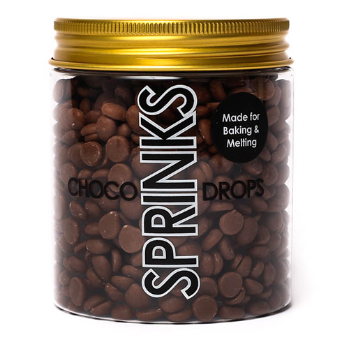 Sprinks Choco Drops Brown 200g
