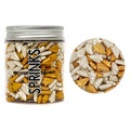 Sprinks Christmas Tree Gold & White Sprinkles 85g