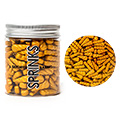 Sprinks Gold Unicorn Horn Sprinkles 75g