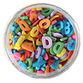 Sprinks Mixed Alphabet Sprinkles 55g