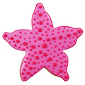 Starfish Pink Cookie Cutter
