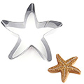 Starfish Stainless Steel Cookie Cutter