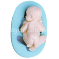 Sugar Shapes Sleeping Baby Silicone Mould