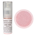 Sugarflair Edible Glitter Dust Spray Baby Pink 10g