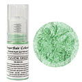 Sugarflair Edible Glitter Dust Spray Fusion Green 10g
