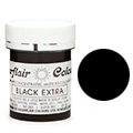 Sugarflair Paste Colour Black Extra 42g