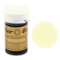 Sugarflair Pastel Paste Colour Pearl Ivory 25g