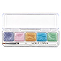 Sweet Sticks MERMAID Mini Paint Palette