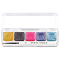 Sweet Sticks UNICORN Mini Paint Palette
