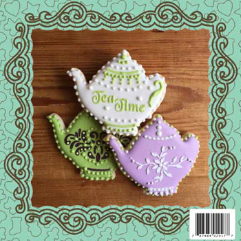 Teapot Cookie Cutter & Stencil Set