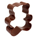Teddy Bear Brown Resin Cookie Cutter