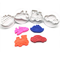 Transportation Plunger Cutters 4pcs