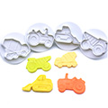 Truck Plunger Cutters Set 4pcs