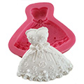 Wedding Dress Silicone Mould