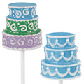 Wilton 3D Cake Lollipop/Chocolate Mould