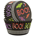 Wilton Boo Halloween Baking Cups 75pcs
